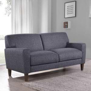 ספה דו מושבית נוחה בעיצוב קלאסי דגם אליס