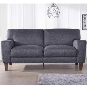 ספה תלת מושבית נוחה בעיצוב קלאסי דגם אליס