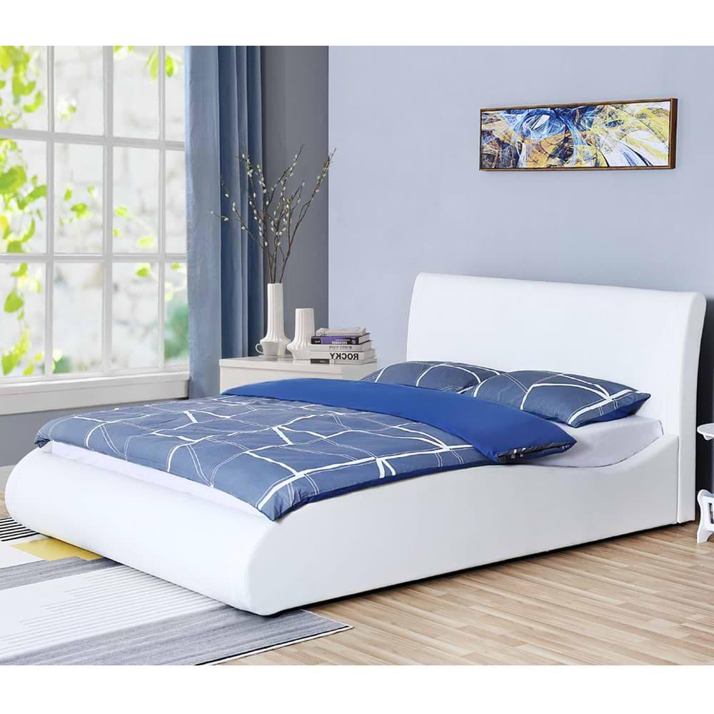 מיטה זוגית עם ארגז מצעים atlas-1000b