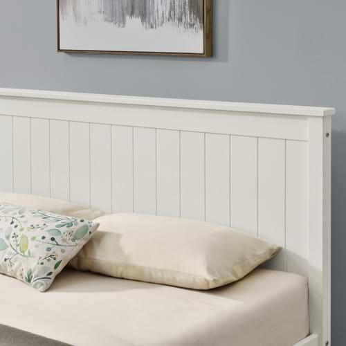 מיטה זוגית מעץ מלא linor160 500a