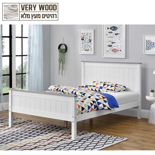 מיטה רחבה לנוער lital120 500