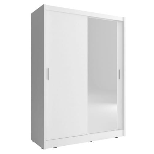 ארון הזזה עם דלת מראה maya-500a