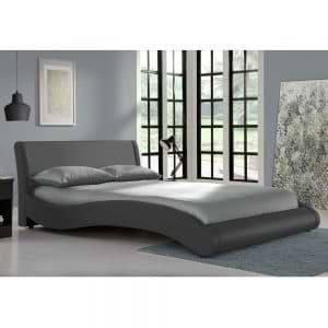 מיטה זוגית 160×200 מרופדת ומרשימה ב�