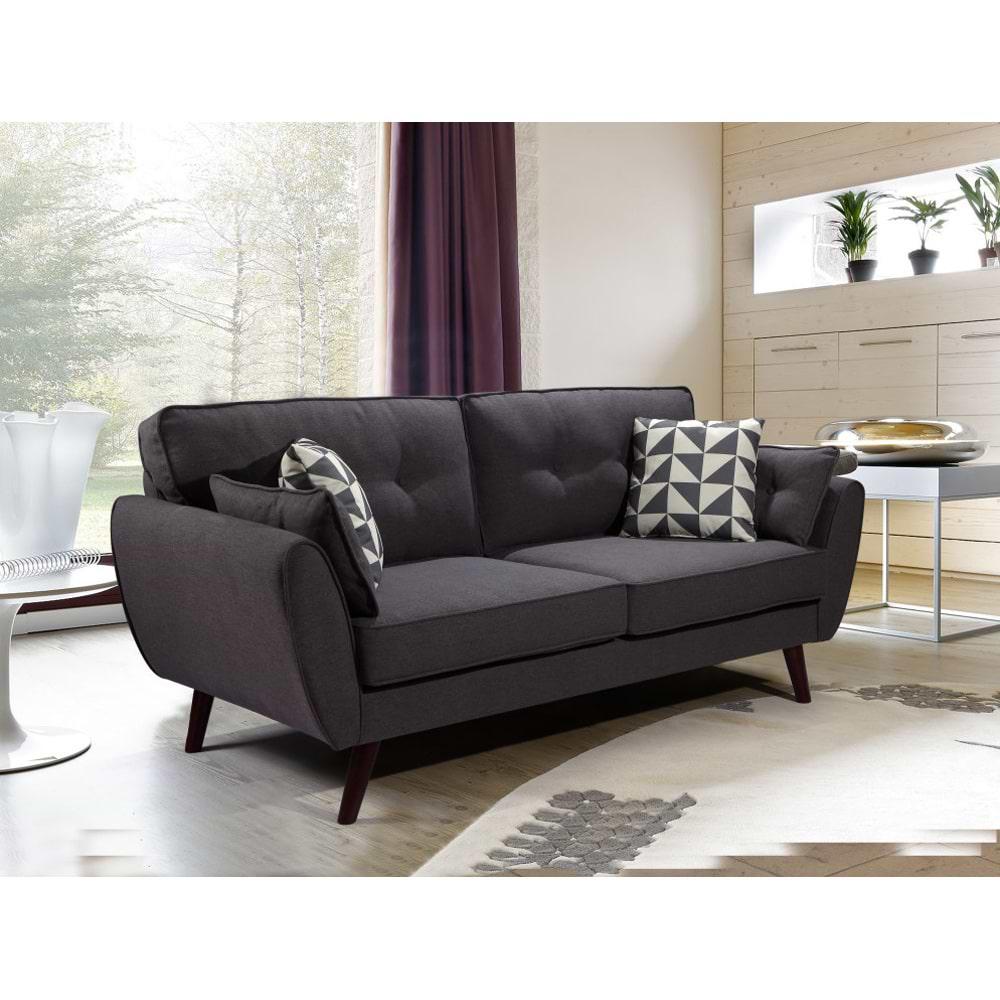 ספה מעוצבת שלושה מושבים mor-1000a