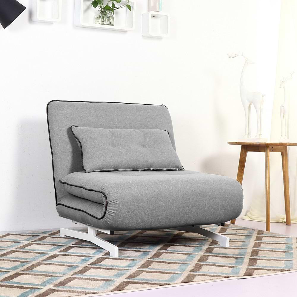 כורסא מעוצבת נפתחת למיטה novo-1000b