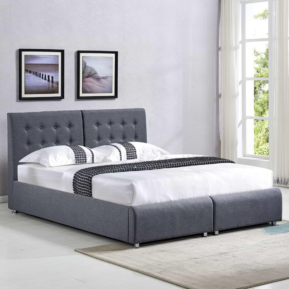 מיטה זוגית עם הפרדה יהודית ofira-1000a