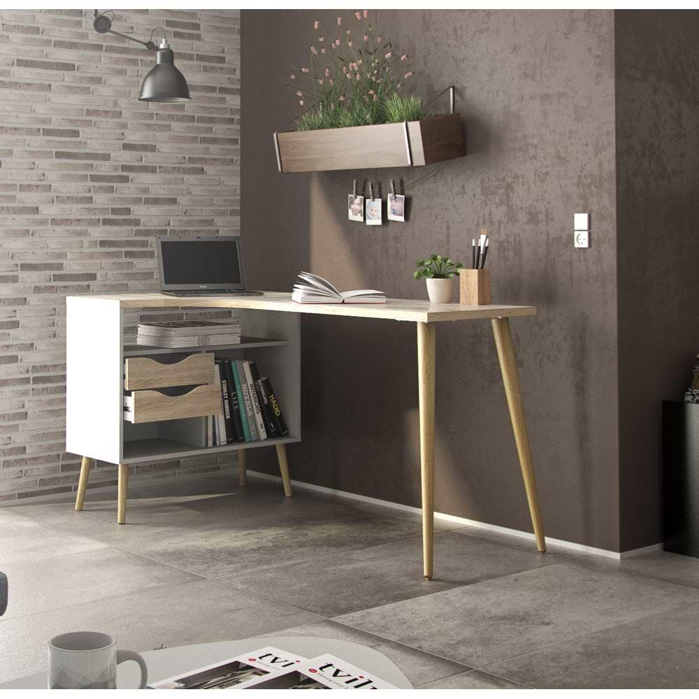 שולחן כתיבה מעץ oslo-1000b