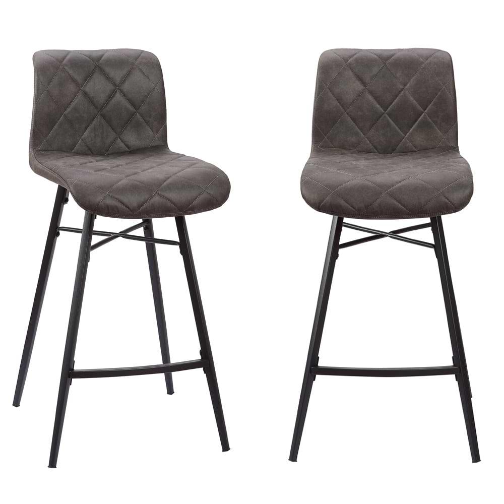 זוג כסאות בר מעוצבות raanan-1000c