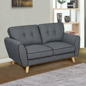 ספה דו מושבית בעיצוב קלאסי דגם ניס