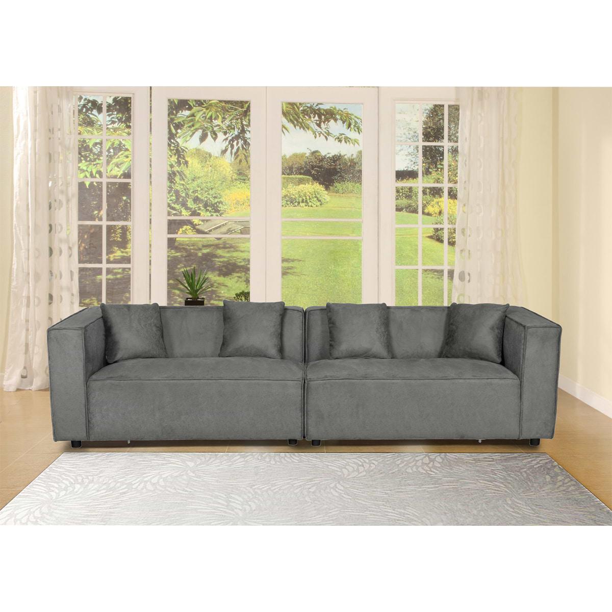 ספה רחבה מודרנית nika-1200c