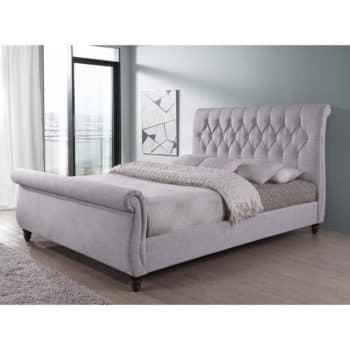 מיטה זוגית 140×190 מעוצבת ומרופדת דגם ונוס-140