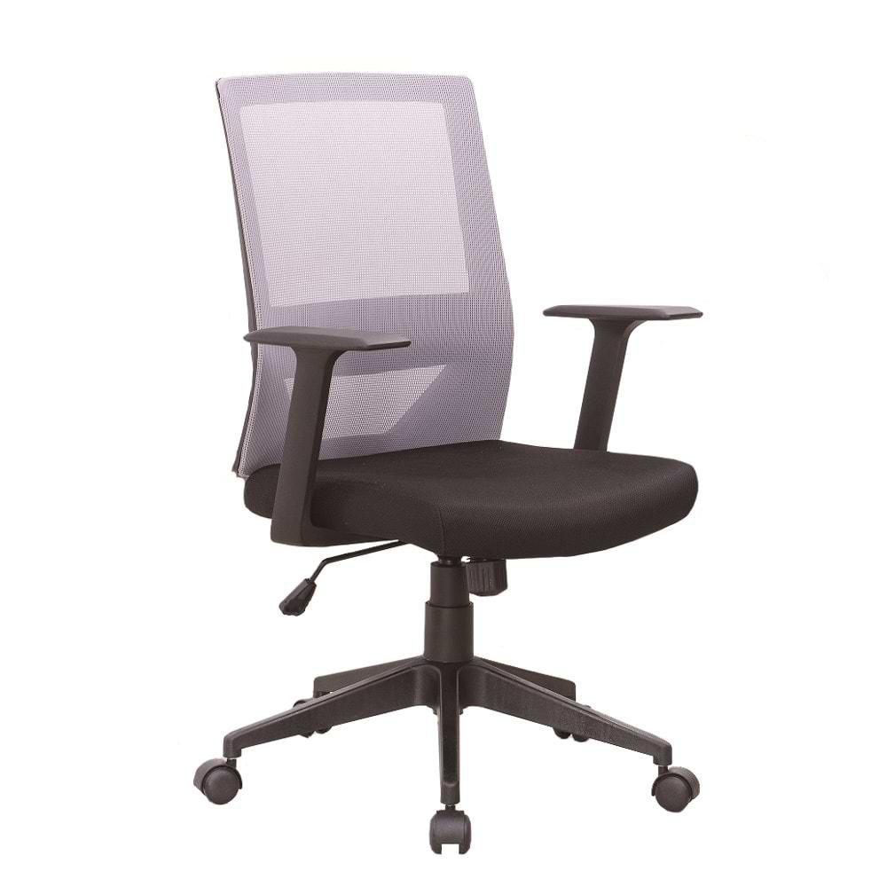כיסא משרדי עם גב רשת W4439B-1000