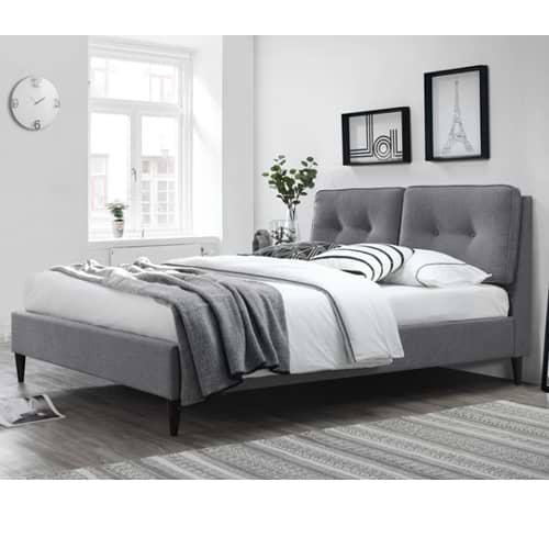 מיטה זוגית מעוצבת Carlita-1200a