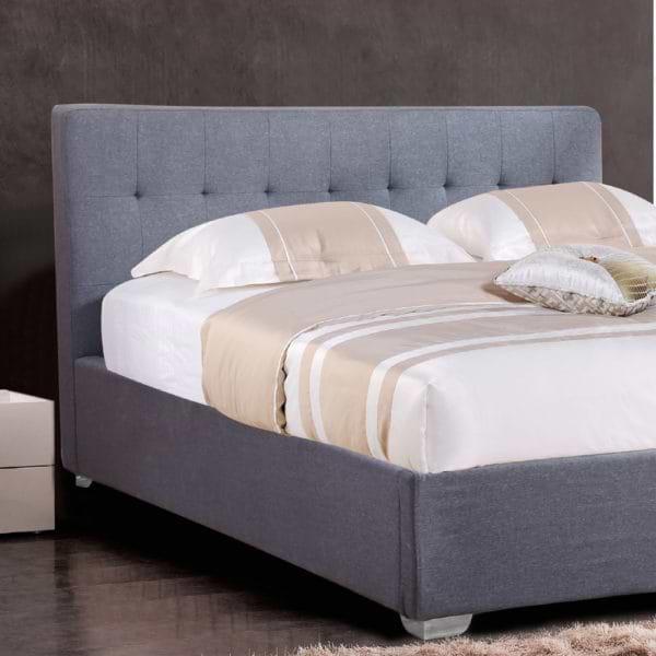 מיטת נוער רחבה עם ארגז מצעים noam-1000b
