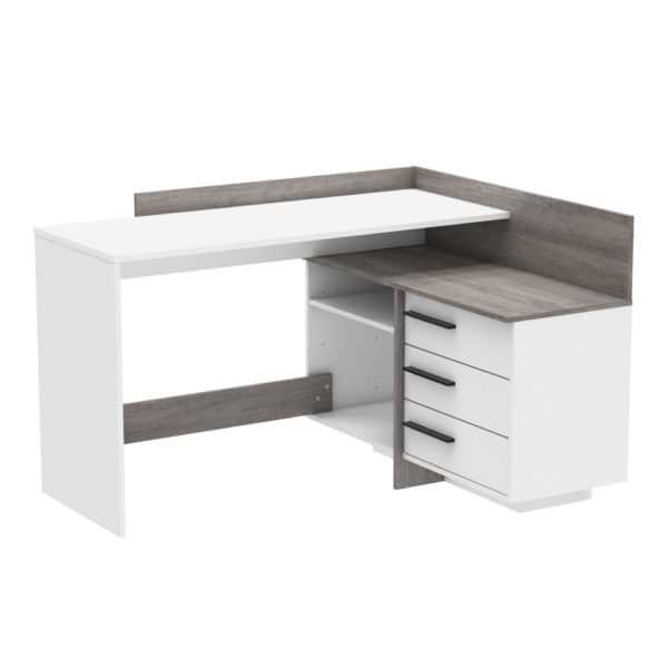 עמדת עבודה פינתית עם שולחן כתיבה talis-1000c