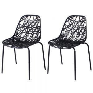 זוג כסאות לשימוש מגוון דגם דגן – משלוח חינם!