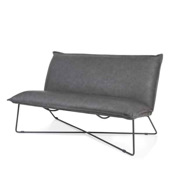 סט המתנה למשרדים, ספה וכורסא מרופדים דגם ארד