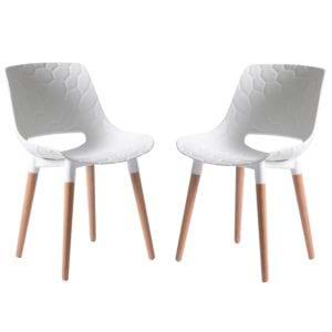סט 4 כסאות אוכל מעוצבים דגם גולן