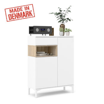 קומודה מעוצבת תוצרת דנמרק דגם אלון